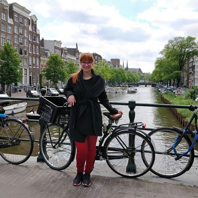 What a fantastic three days in Amsterdam! Loved every minute of it and cannot wait to go back. In the meantime, I'd highly recommend it to everyone - it's truly fabulous! #Amsterdam