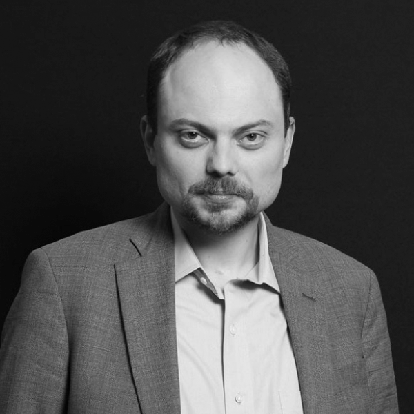 VLADIMIR KARA-MURZA   Vladimir Kara-Murza is a Russian democracy activist and vice chairman of Open Russia, a pro-democracy movement. Raised in a family with... ( read more)