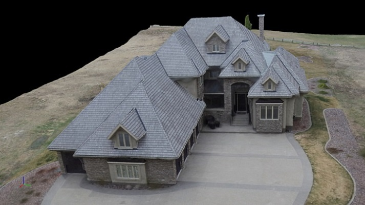 AgScout uses state of the art cameras and software to create accurate, high resolution 3D models of your property.