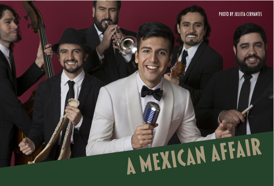 A Mexican Affair