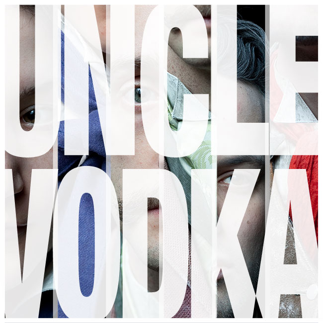 Uncle Vodka Poster