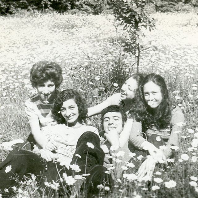 This is why I'm a flower child. #flowerchild #armenia #70s