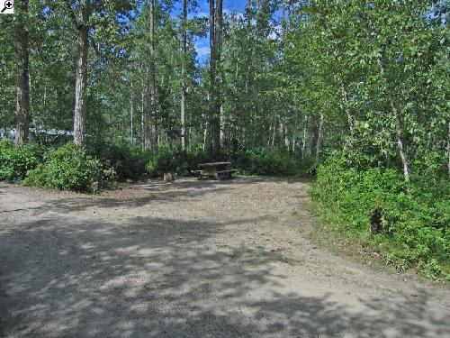 Tent/RV Sites - Power/Water.