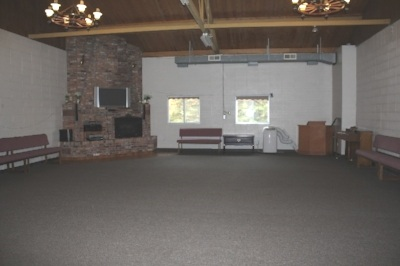 Christian Center -  Fireside Room