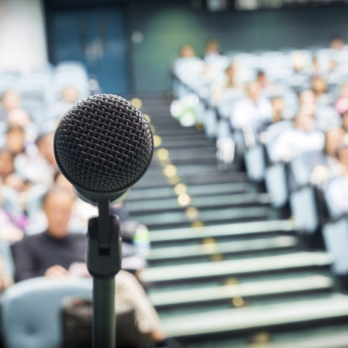 Speakers Bureau -