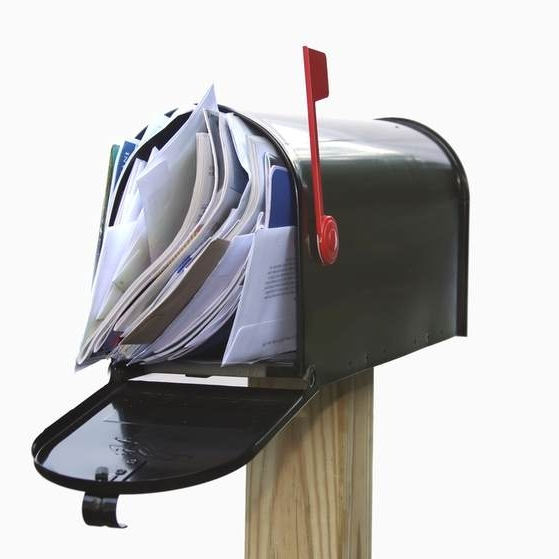 Mailing Labels - Order mailing labels to reach out to members and residents (email not provided).