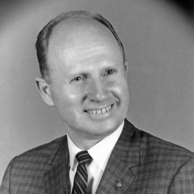 Dr. Harlan Jensen (1915-2005) -