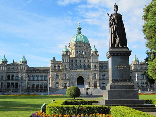 Victoria - The capital of B.C. is located just a ferry ride away on Vancouver Island, another must-see. If you want to see the history, gardens, or just to relax, let us provide you with transportation to and from the island and proudly take you on a tour of the beautiful capital city.