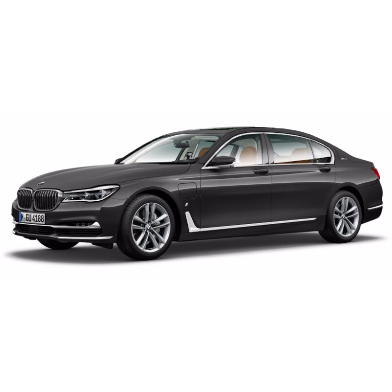 BMW 740Le - Our BMW 740Le seats up to 3 passengers with plenty of room for luggage.