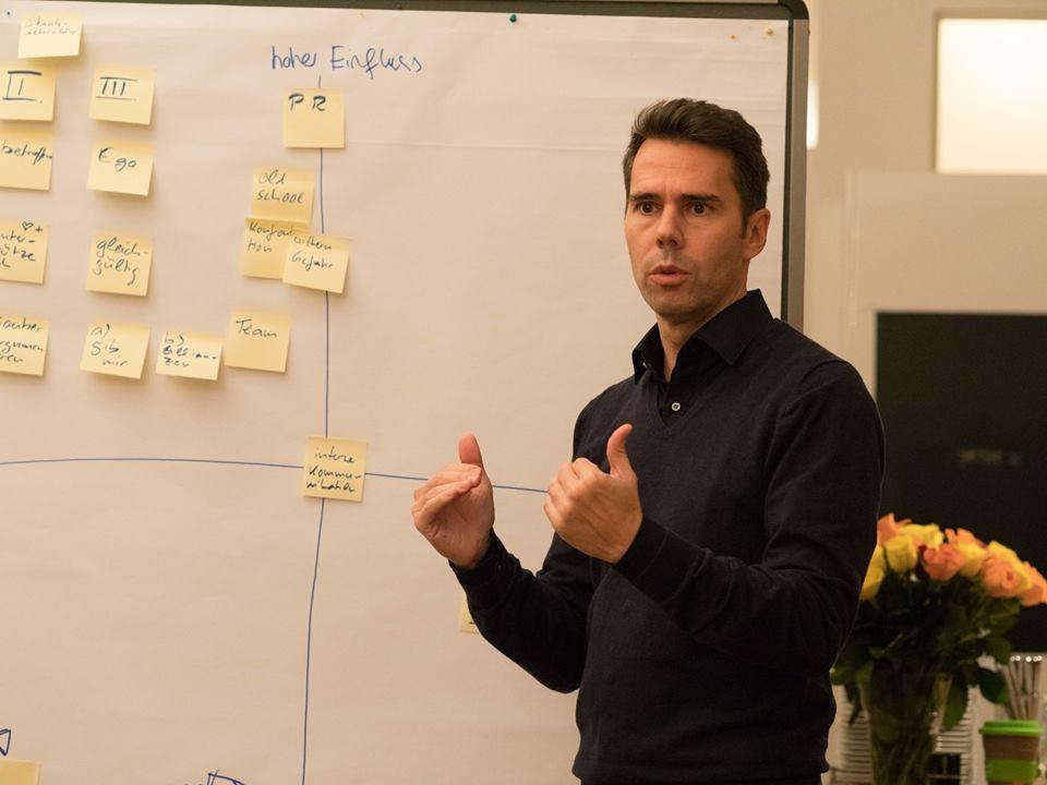 Volker Gaßner, Campaigning Academy Berlin