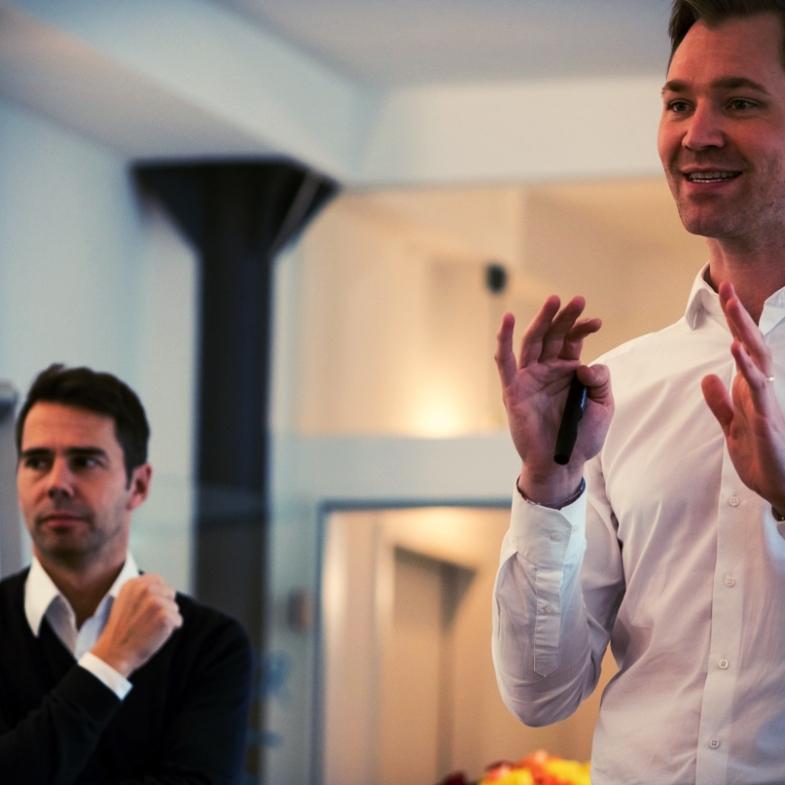 Gründer & Trainer - Wer leitet die Seminare der Campaigning Academy Berlin?