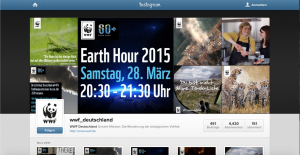 WWF Instagram