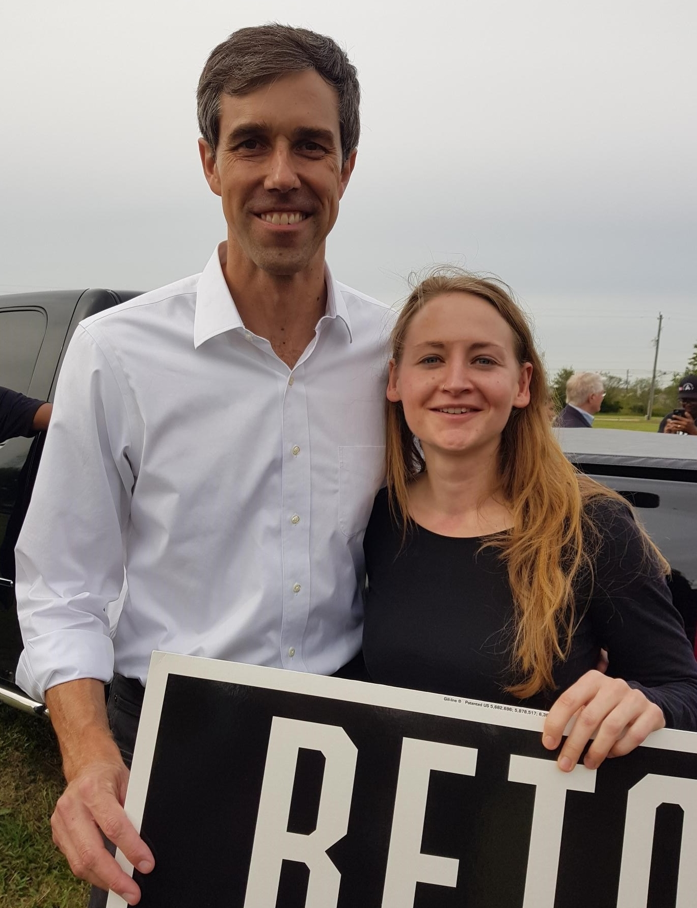 Beto O'Rourke & Juliana Stockheim