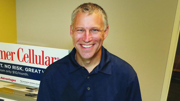 Consumer Cellular CEO John Marick