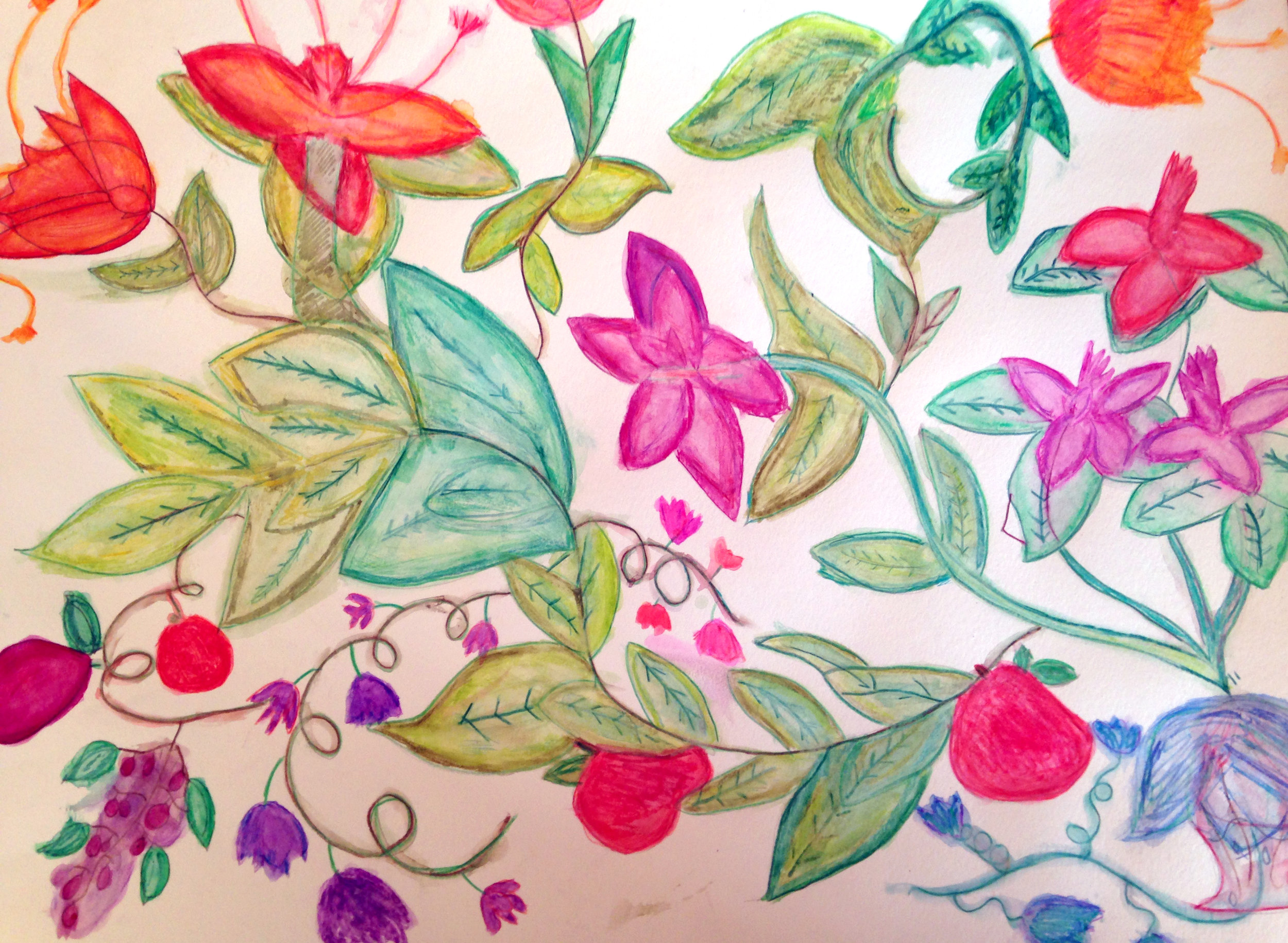 Flowers by Rebecca Davis