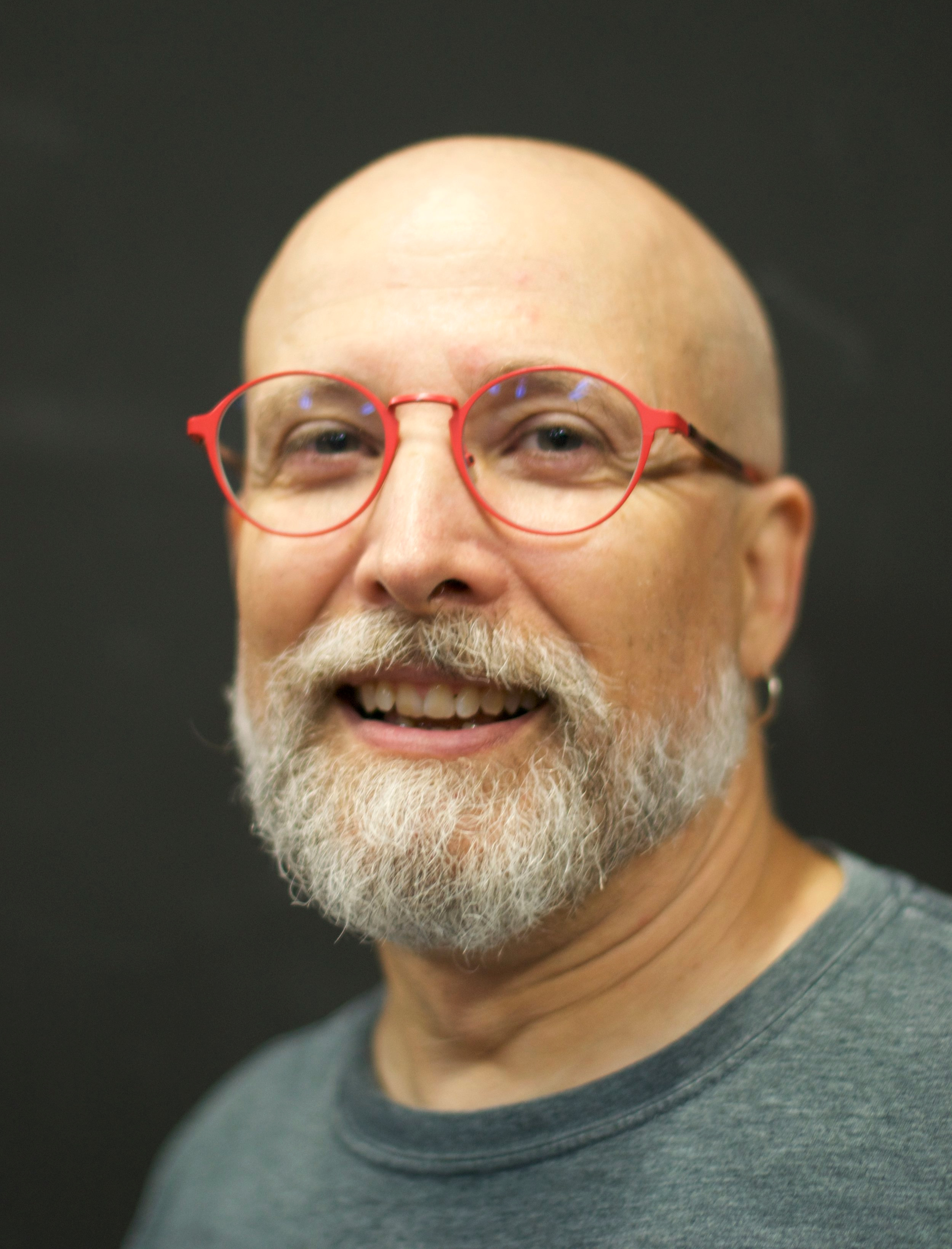 Bruce Hostetler, the stage director for  The Poet's Shadow , PHAME's original rock opera coming to the Hampton Opera Center later this August.
