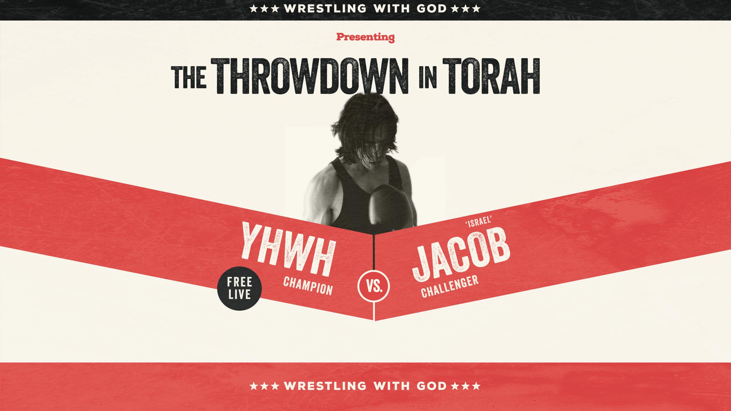 Throwdown in Torah
