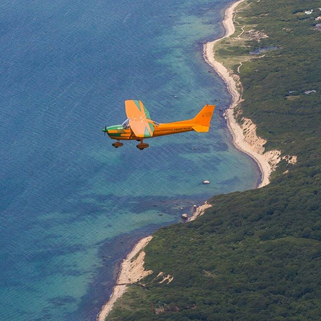 Soaring into the weekend like ✈️ Who's ready for a #SingleProp adventure? . #adventureisoutthere