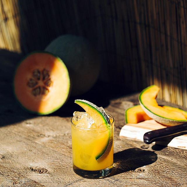 Embark on 'The Journey' with this thirst-quenching Single Prop signature serve. The sweet melon juices paired with agave nectar will transport you somewhere warm and sandy with just a sip 🍹 . . . #rumseason #rumlove #summertime #summerdrinks #rumcocktails #singleproprum #fruitcocktail #caribbeanrum #zerowaste #sustainablecocktails