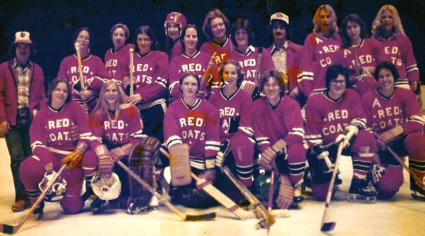 The Washington Red Coats in 1976