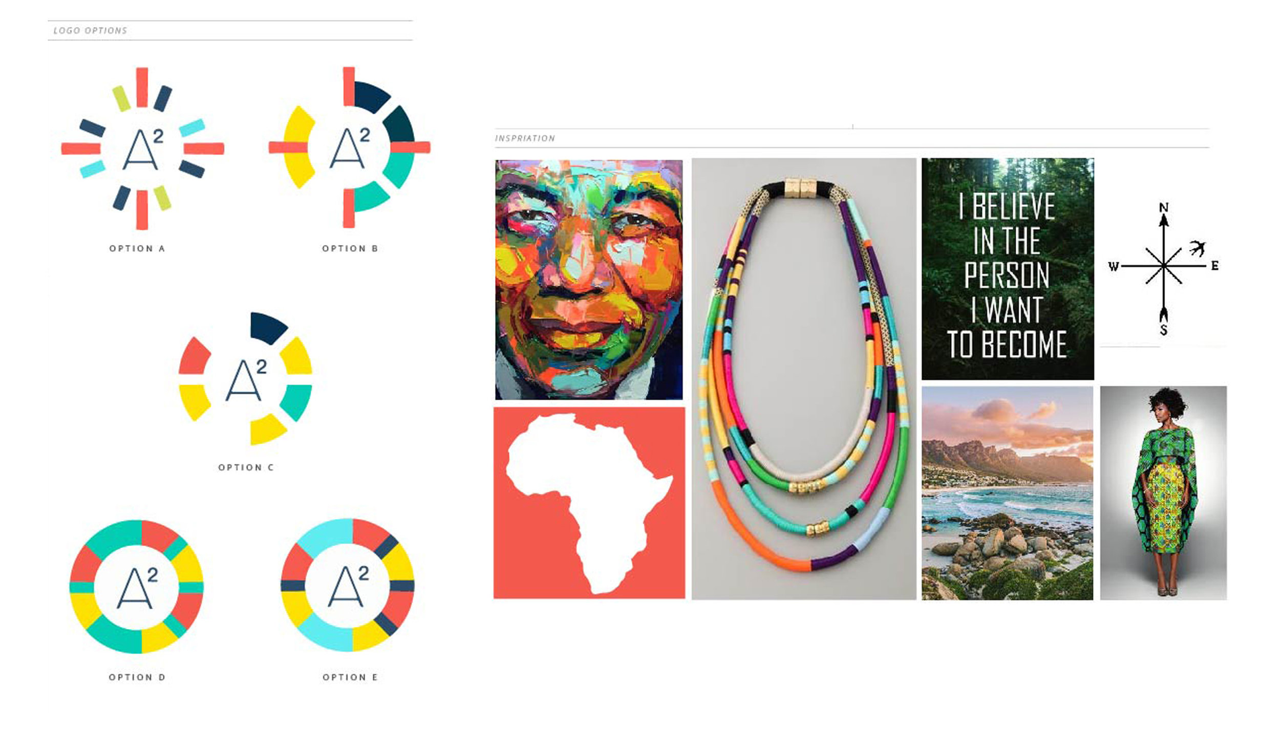 Amplify Africa Women's Summit Brand Design
