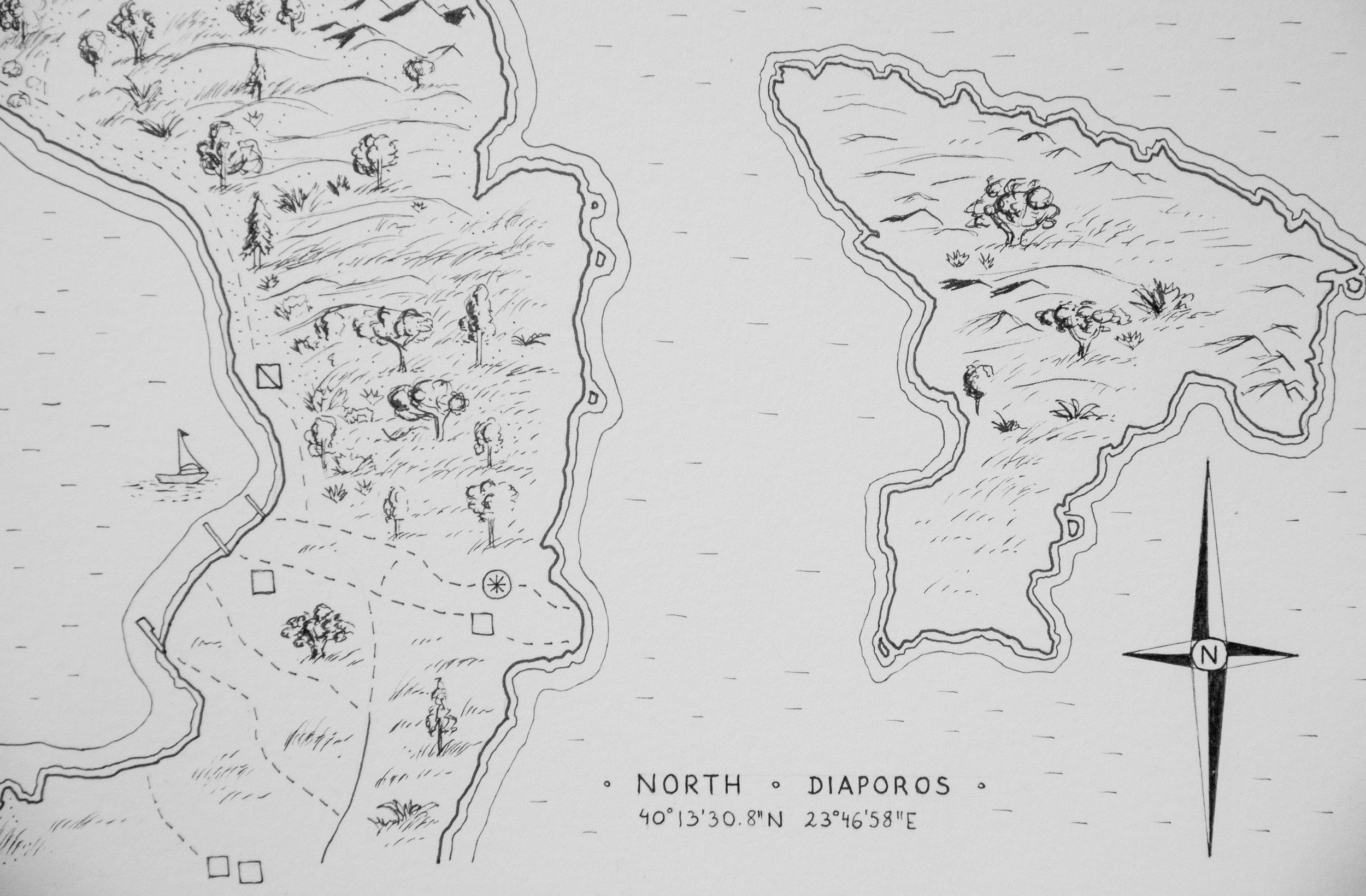 Diaporos (detail)