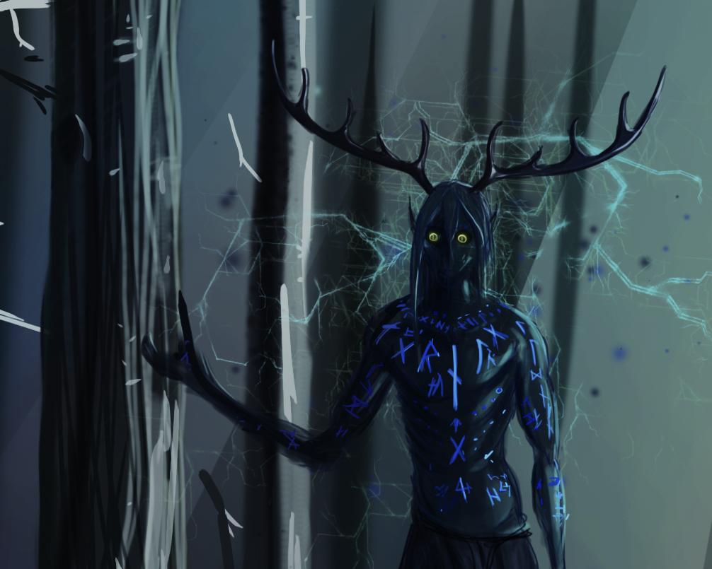 Nokke, the Water Demon