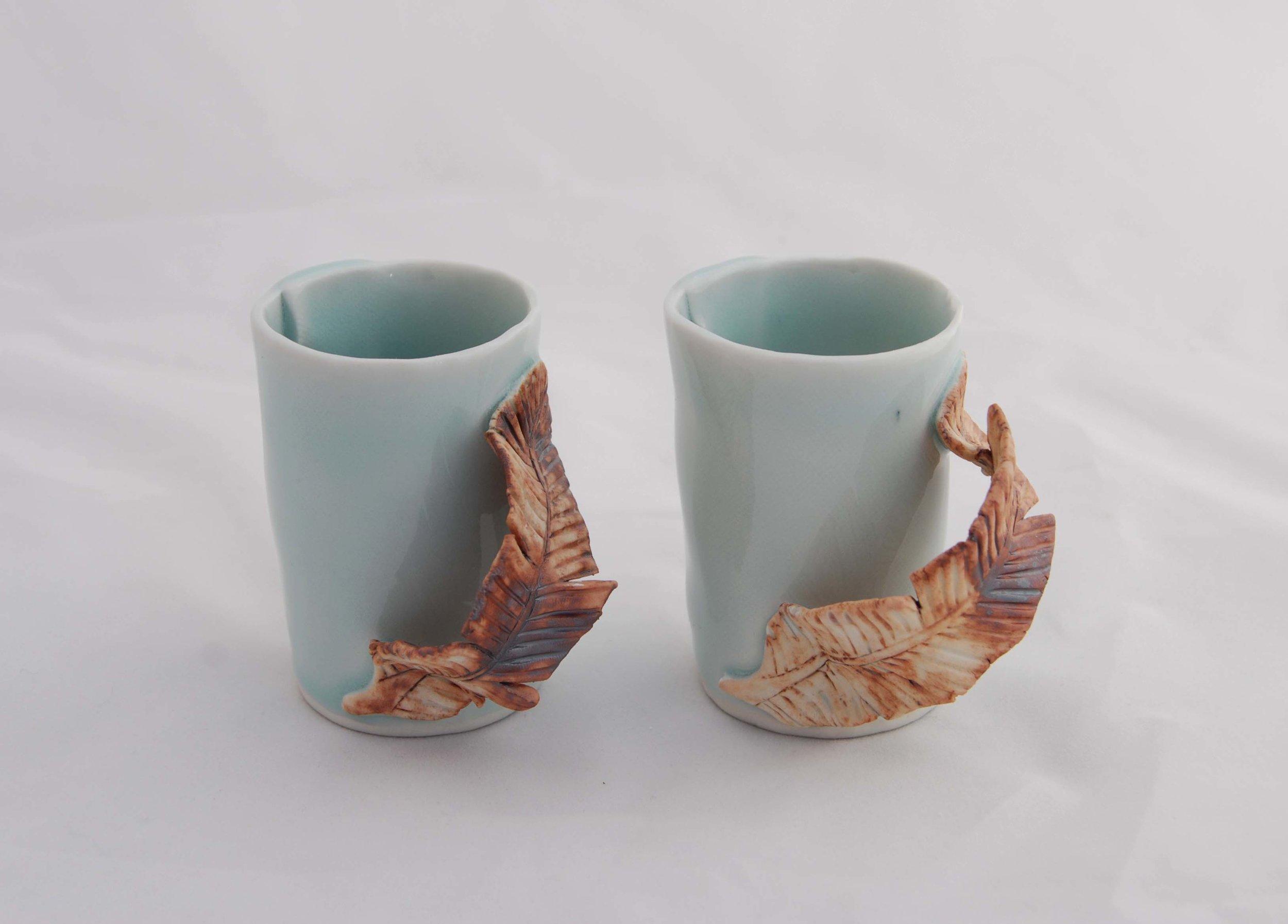 Feather Espresso Cup