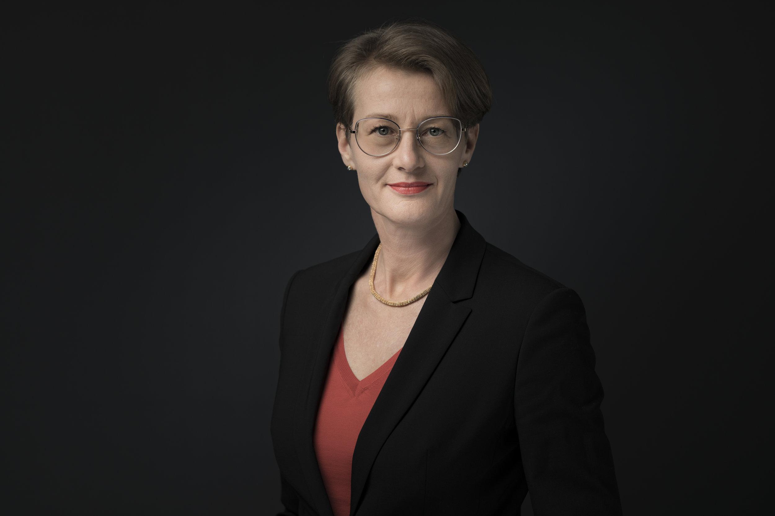 GABRIELA VAN HUISSELING lic. iur. LL.M. Rechtsanwältin
