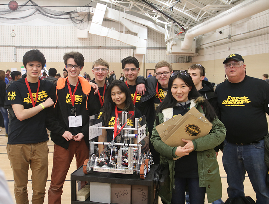 IgKnighters Robotics   We're a FIRST FRC team based out of McQuaid Jesuit High School in Rochester, New York