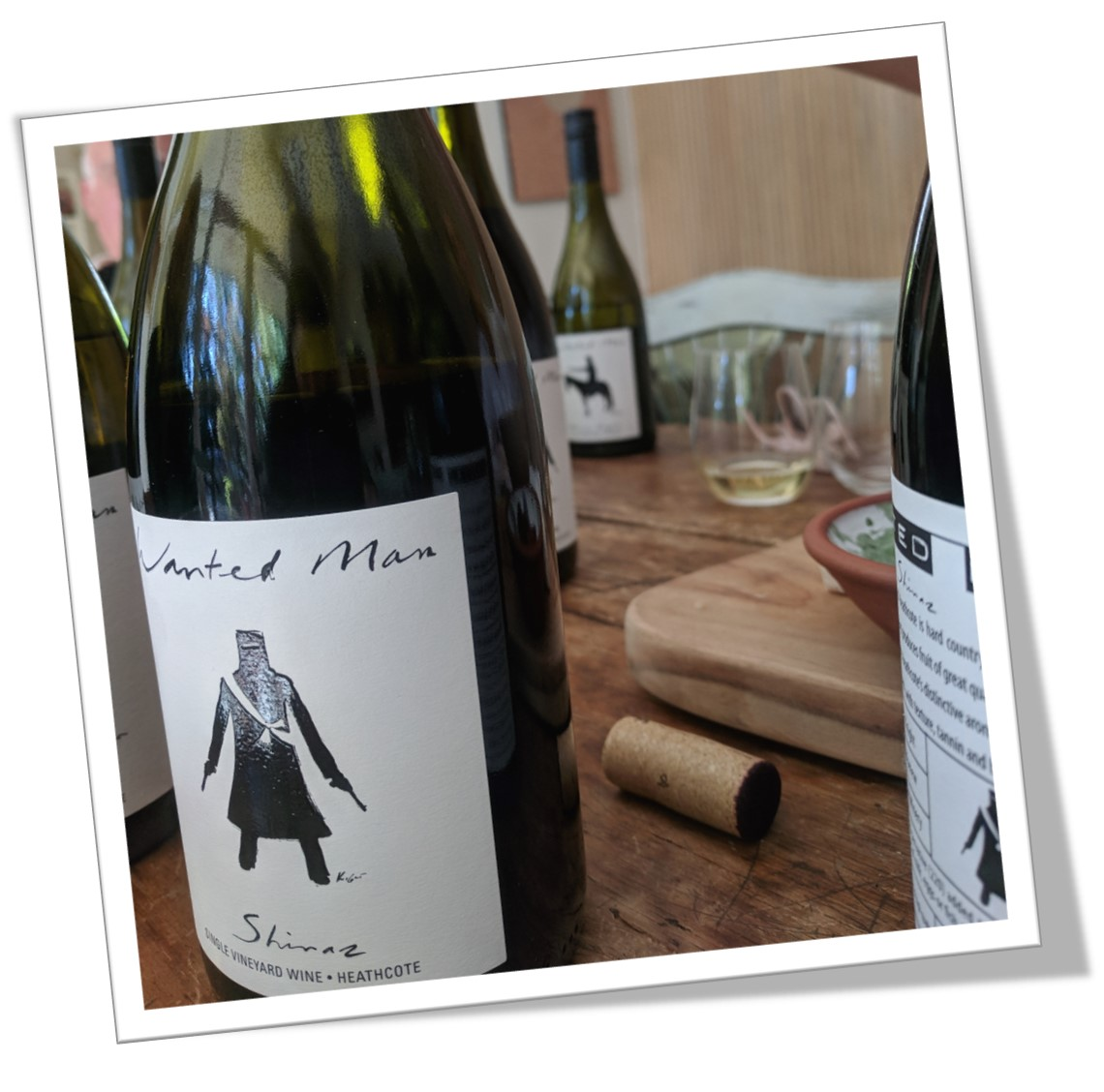 Single vineyard shiraz