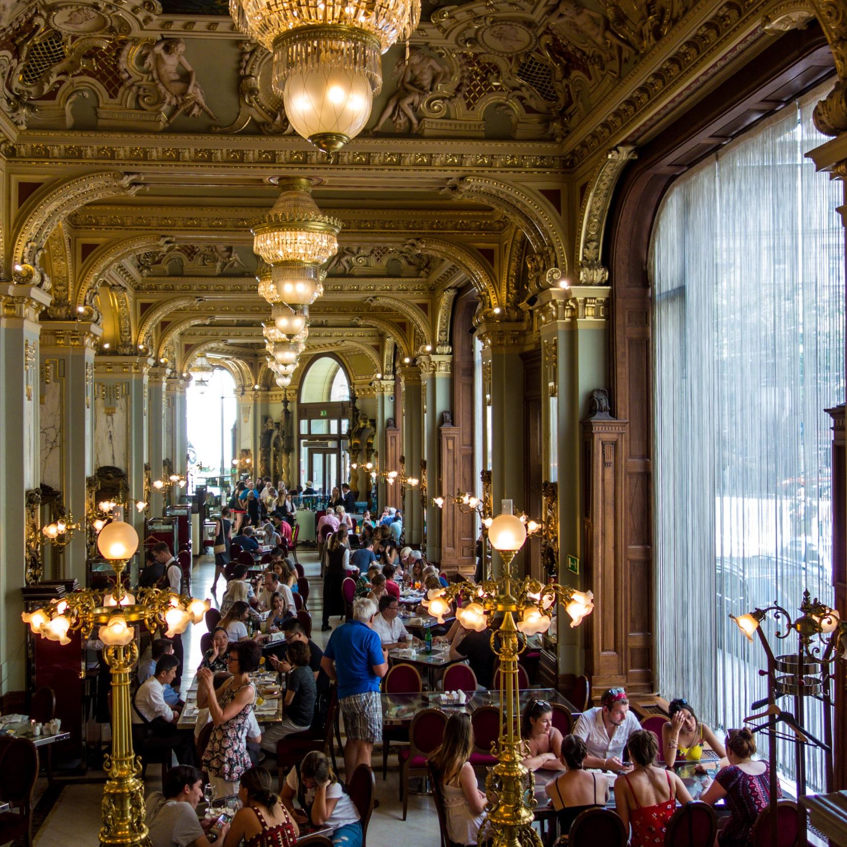 New York Palace Café -