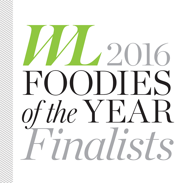 WL Foodies of the Year 2016  Finalist