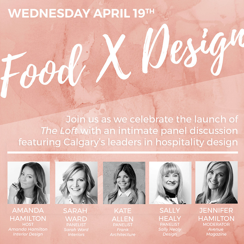 DesignNight: Food x Design  Panellist, April 2017