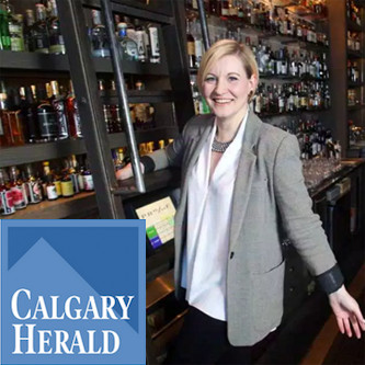 Appetite for Design, Sarah Ward Making a Name for Herself with Calgary Restaurants