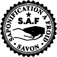 Cosmydor savons saponification à froid bio qualité artisanale made in france biologique certification certificat concentration responsable cosmétique naturel naturelle