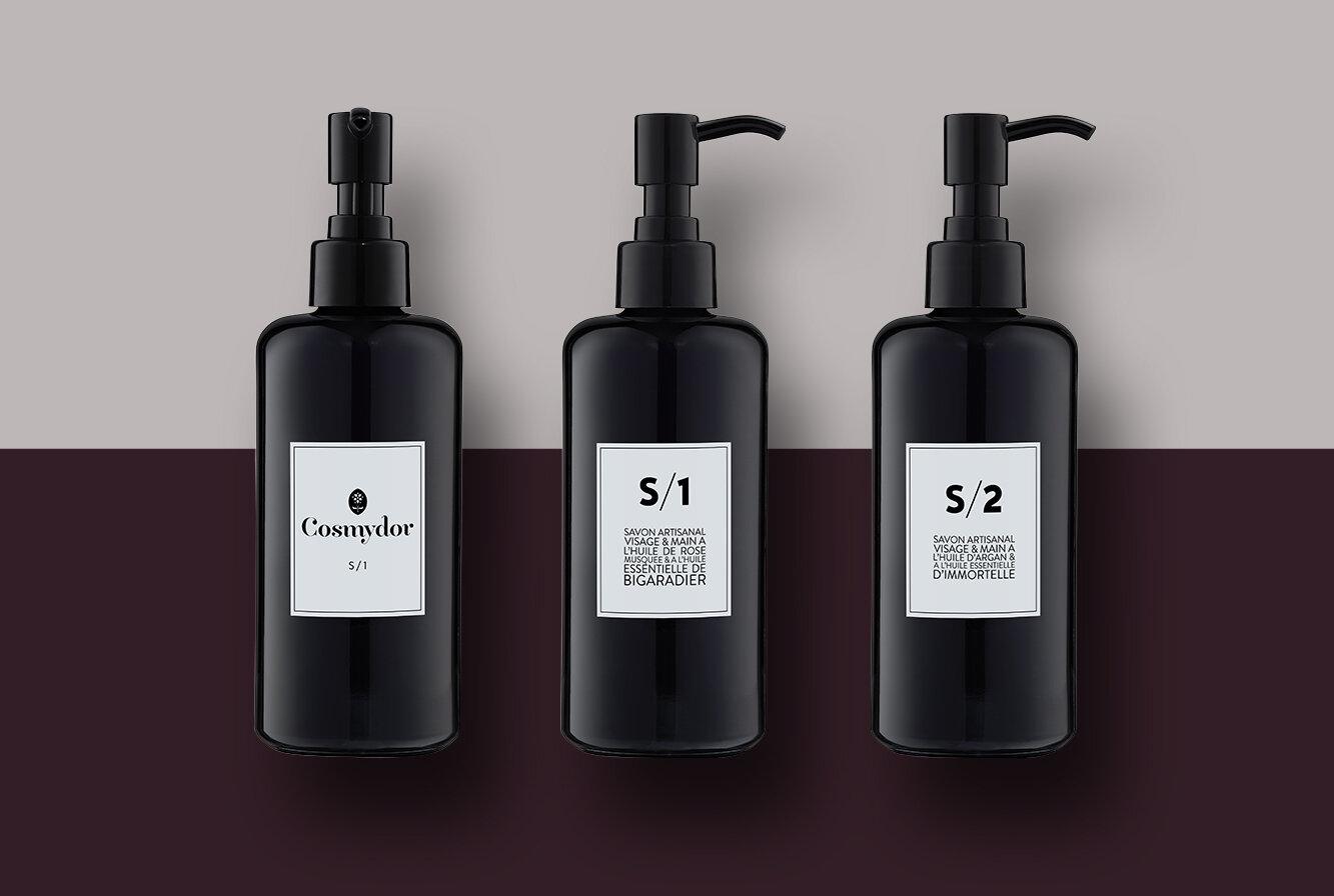 Cosmydor savons liquides bio naturels efficaces