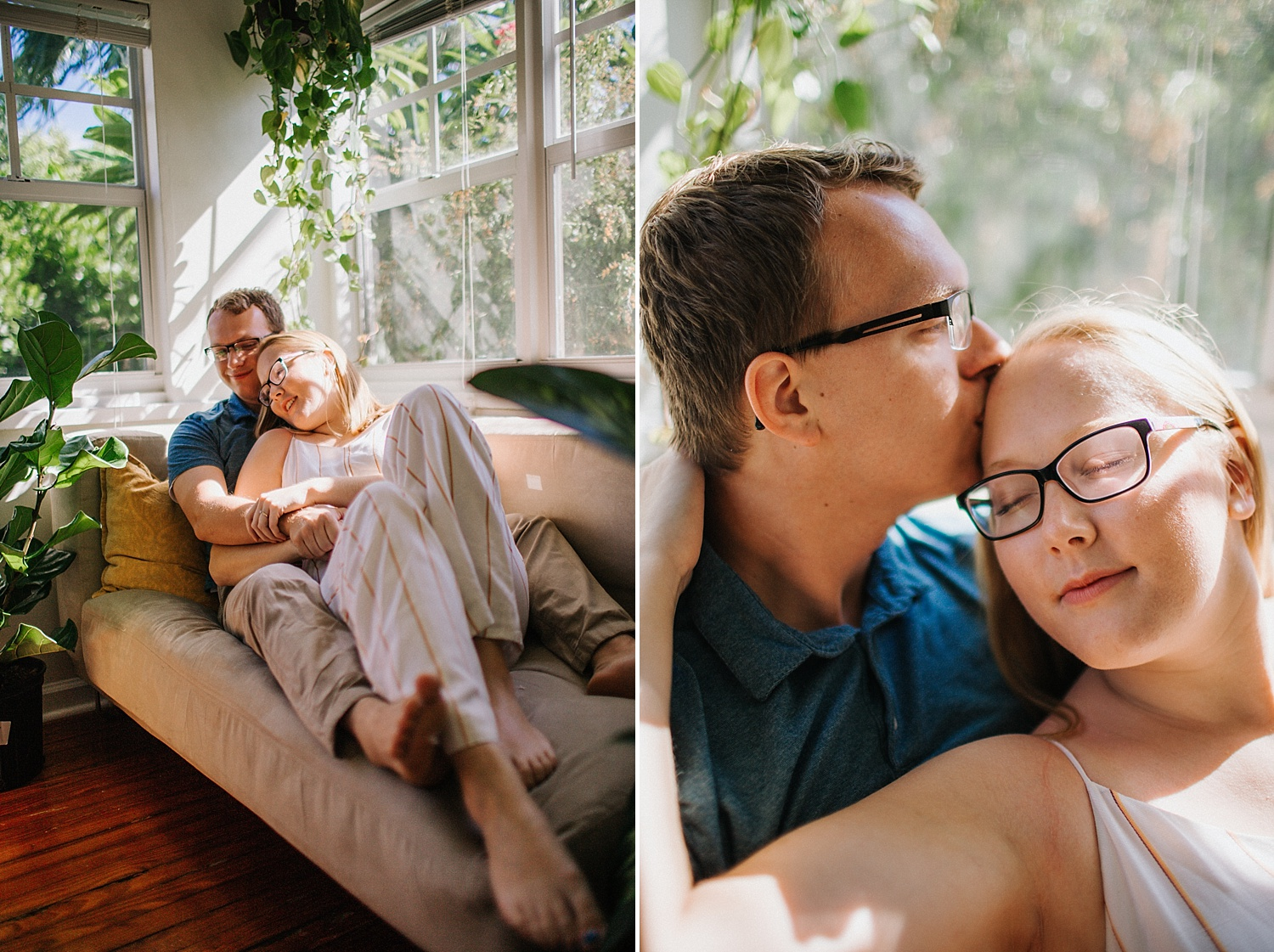 Jason + Brooke in-home engagement session in West Palm Beach, FL_0013.jpg