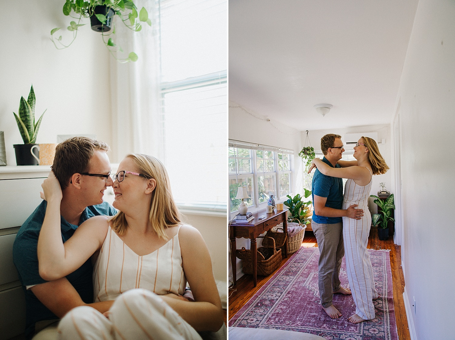 Jason + Brooke in-home engagement session in West Palm Beach, FL_0030.jpg