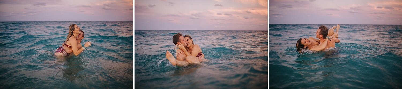 Ocean Couple Session at Sunrise Beach, Palm Beach, Florida_0037.jpg