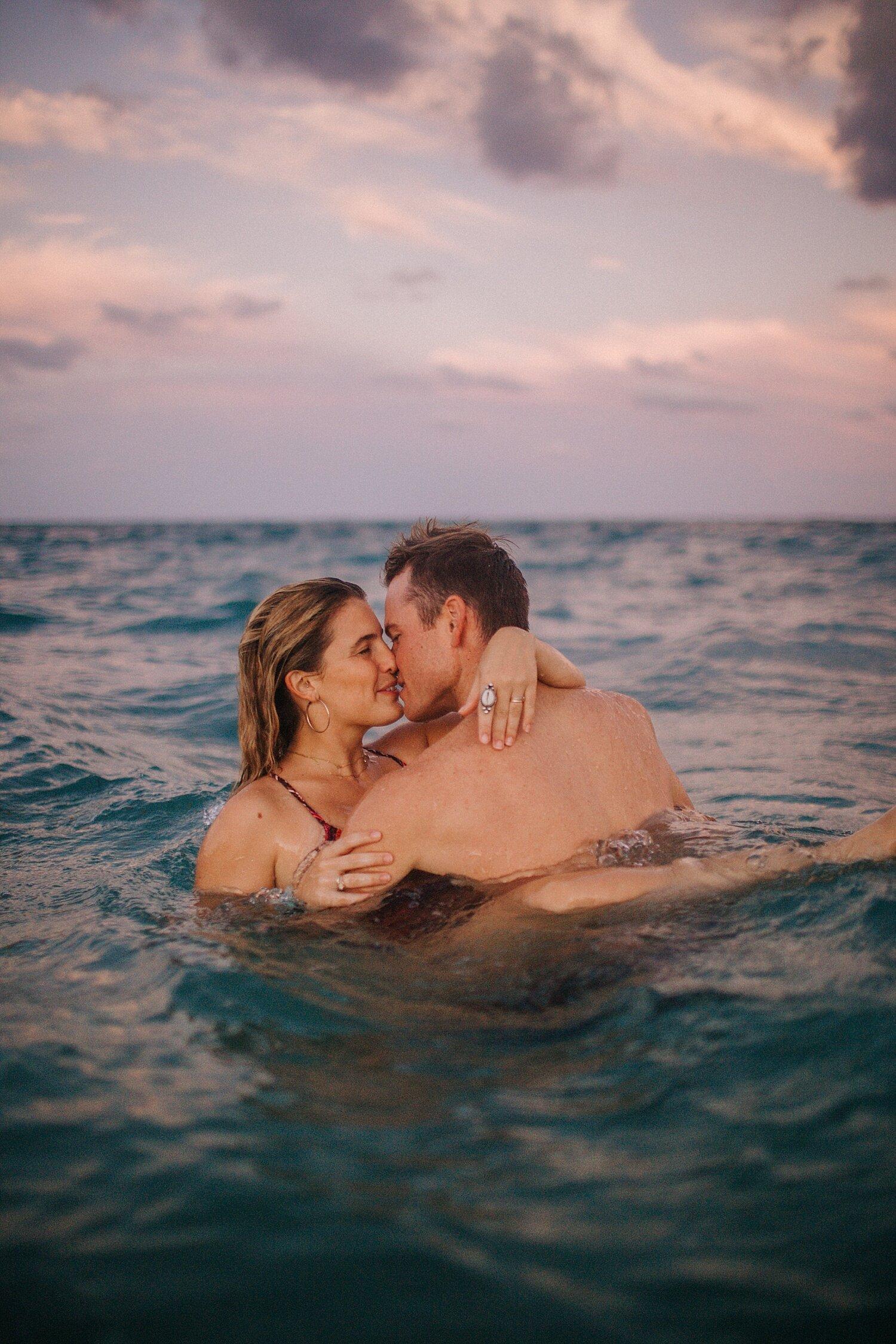 Ocean Couple Session at Sunrise Beach, Palm Beach, Florida_0035.jpg