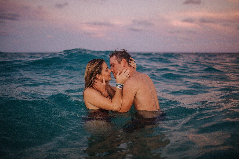 Ocean Couple Session at Sunrise Beach, Palm Beach, Florida_0038.jpg