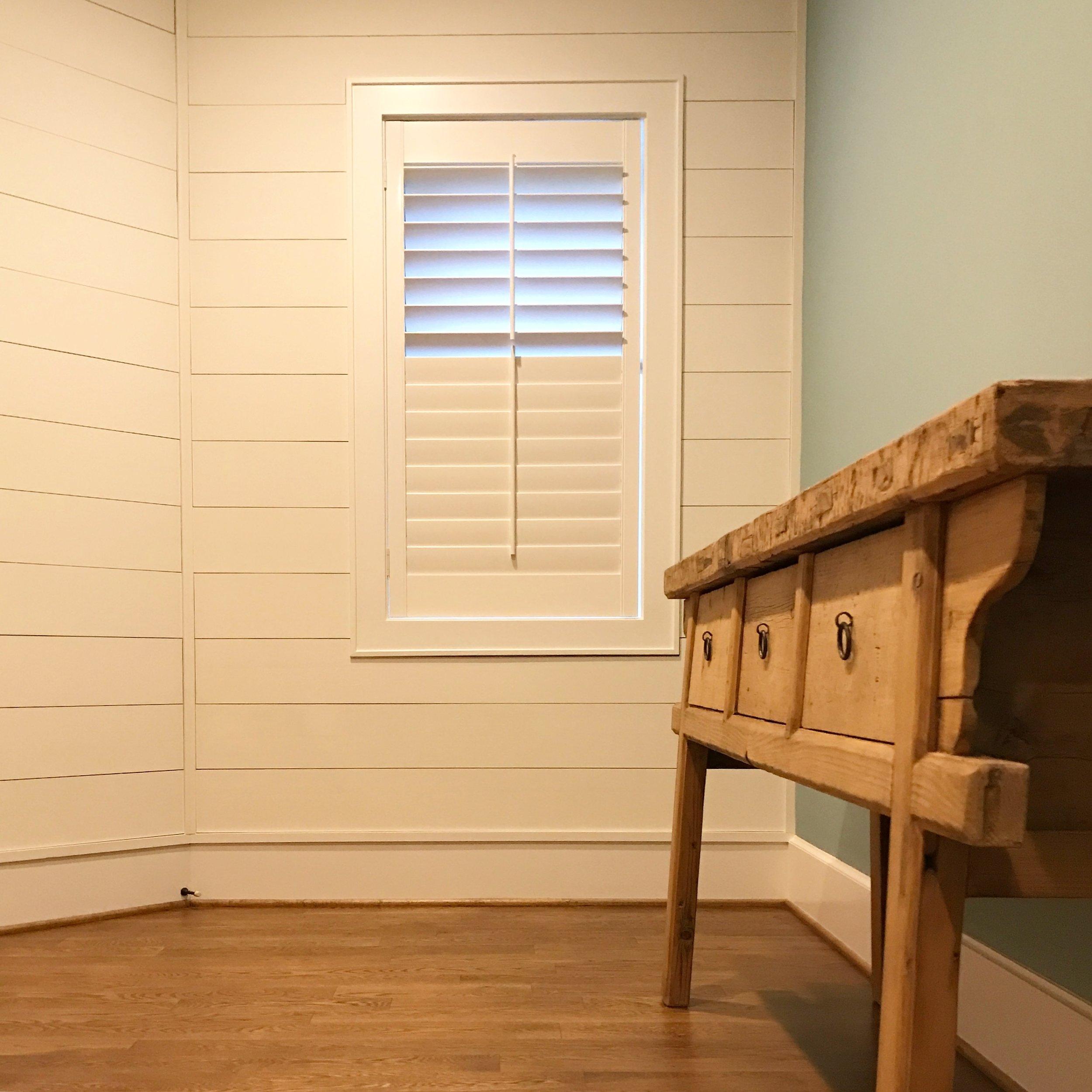 Single Panel Per Window
