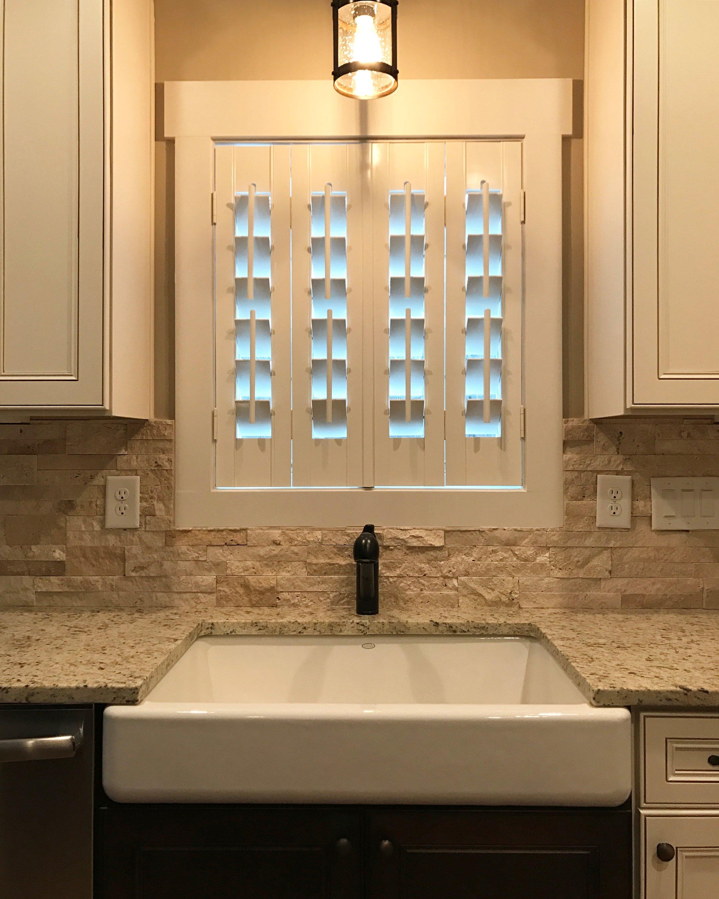 Four Panels Per Window