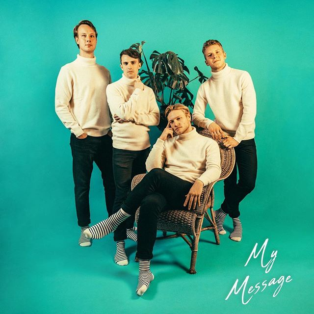 New single 'My Message' 26 April ✨  Throw our Spotify or Apple Music a follow to hear it first.  Link in bio.  Stay tuned for coming announcements... 📣 📸 @jeffandersenjnr
