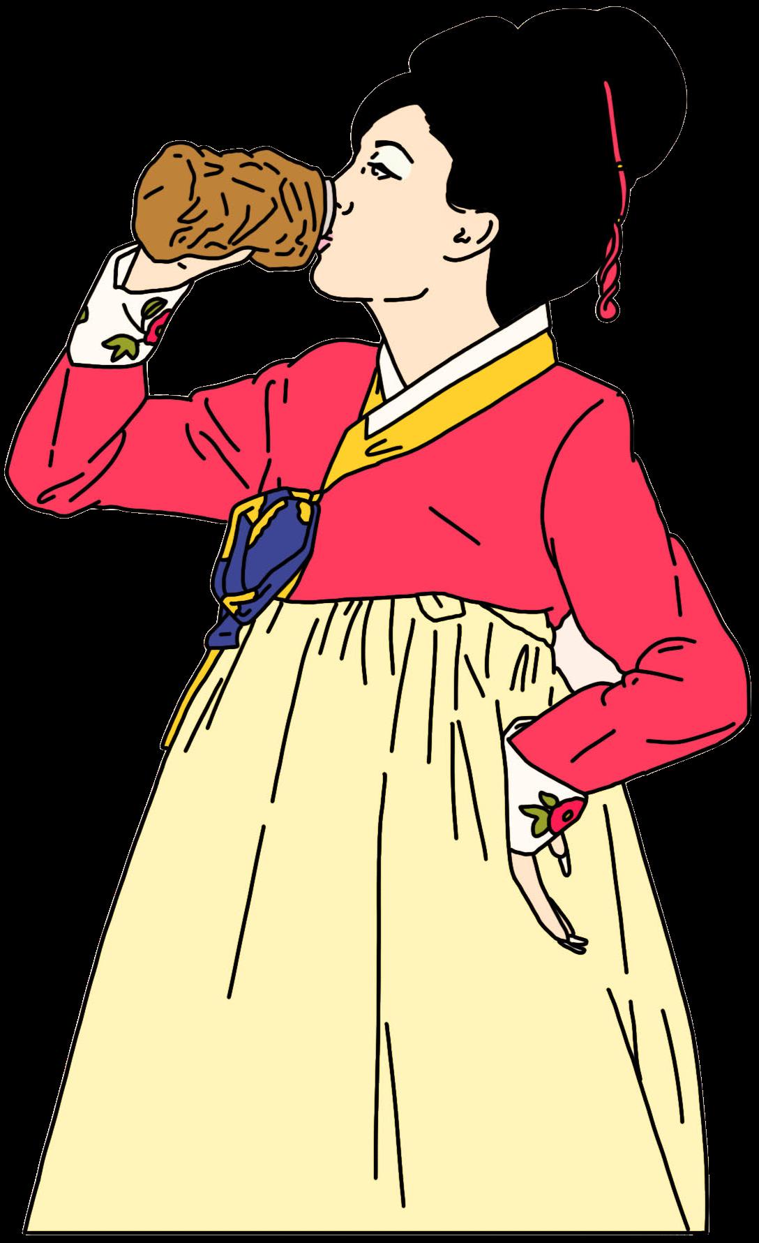 Illustration by Faye Orlove, found @ Japanese Breakfast's Website: http://japanesebreakfast.rocks/