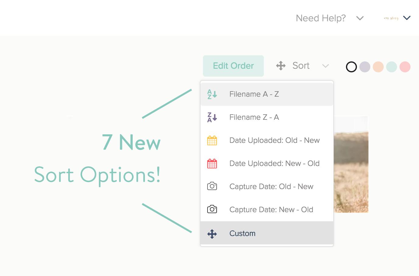 CloudSpot_new_feature_sort_options.jpg