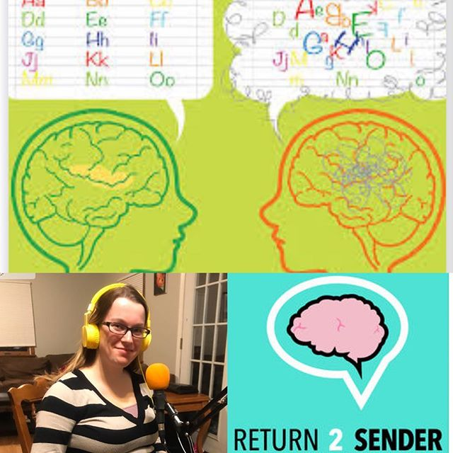 Join Allie, Jake, and Dani for episode 51 to talk about growing up with a learning difference. Listen in iTunes or return2senderpodcast.com #newepisode #season3
