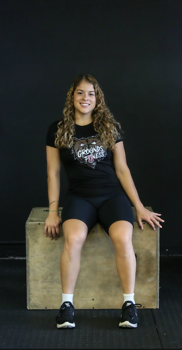 Meet Ami - Ami Diaz, Personal TrainerWe will unveil Ami's awesome-ness soon !