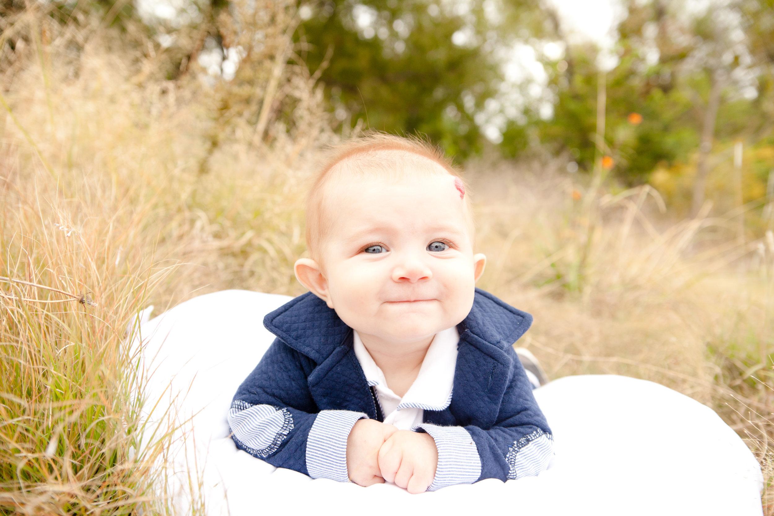 Baby Photo Pose